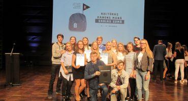 Kārsavas vidusskolas 11.a klases skolēni gūst uzvaru Latvijas Kultūras kanona konkursā Latgales reģionā