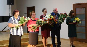 Kārsavas novada skolotāju dienas svinības