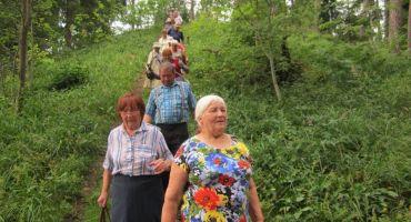 Kārsavas novada  seniori apceļo Vidzemi