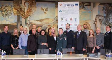 Lietuvā satiekas pārrobežu projekta partneri
