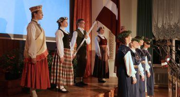 """Lāčplēša ieskandināšanās koncerts """"Labvakar, Latvija"""""""