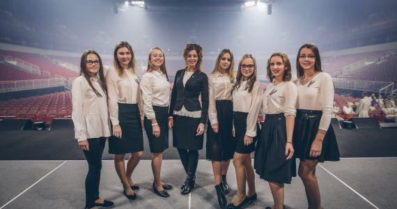 """Kārsavas vidusskolas koris piedalās dižkoncertā """"Latvijas gadsimts"""""""