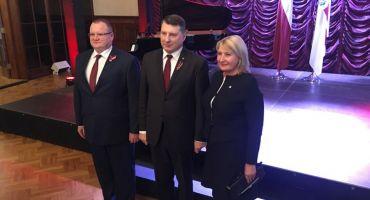 Valsts prezidents Latvijas simtgadē sveic Augstākās padomes deputātus, uzņēmējus un pašvaldības