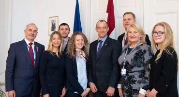 Latvijas delegācija piedalījās Eiropas Padomes Vietējo un reģionālo pašvaldību kongresa 35. plenārsēdē