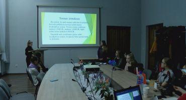 Kārsavā finansiāli atbalsta arī skolēnu mācību uzņēmumus