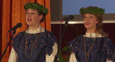 Malnavā valsts svētku koncerts kopā ar komponistu Jāni Lūsēnu
