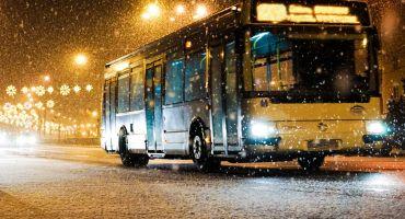 Ziemassvētku un Jaunā gada svinību laikā gaidāmas izmaiņas gandrīz 600  reģionālajos autobusu maršrutos