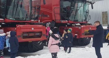 Kārsavas vidusskolas skolēni apciemo Viļakas novadu
