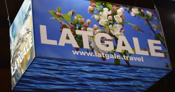 """Latgales reģions veiksmīgi pārstāvēts starptautiskajā tūrisma izstādē """"Balttour 2019"""""""