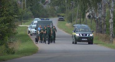 Valsts robežsardzes rīkotais lāpu skrējiens caurvij Latgali
