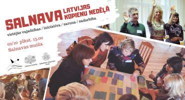 Salnavā Latvijas kopienu nedēļa 2019