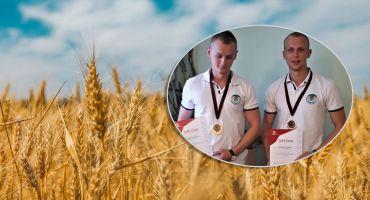 Malnavas koledžas audzēkņi lauksaimniecības nozaru konkursā iegūst bronzas medaļu