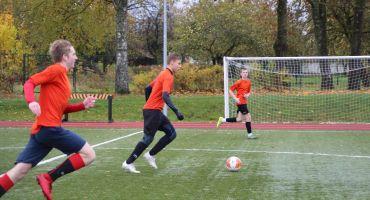 """Kārsavas novada minifutbola turnīrs """"Kuorsovys Rudens kauss 2019"""" U-15 grupā"""