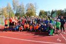 Kārsavas novada minifutbola turnīrs bērniem U-9 grupā un meitenēm