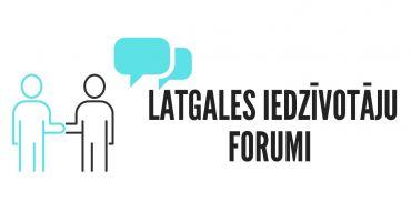 Latgalē notiks iedzīvotāju forumi
