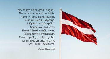 Sveicam Latvijas Republikas proklamēšanas 101.gadadienā!