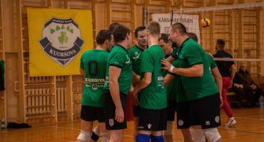 Atzeles volejbola līga Malnavā