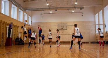 Sābru volejbola līga Malnovā. Dāmu spielis