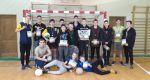 Starpnovadu sacensības telpu futbolā pamatskolu grupā