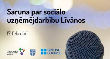 Latgales iedzīvotājus aicina uz sarunu par sociālo uzņēmējdarbību