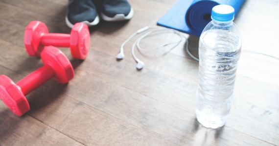 Aicinām uz bezmaksas aerobikas nodarbībībām