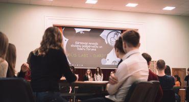 Kārsavas novada skolēnu pašpārvalžu un līderu forums