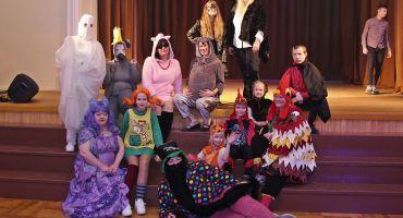 Jaunā Austrumu Horoskopu gada karnevāls