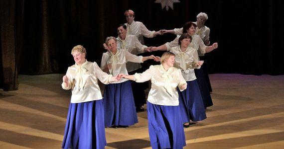 Latgales senioru deju kopu jaunrades deju –sadancis festivāls