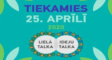 Sakopsim savu Latviju – Lielā talka šogad norisināsies 25. aprīlī