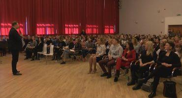 Kārsavas novads pārstāvēts skolēnu pašpārvalžu forumā Daugavpilī
