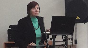 Mežvidiete Lidija Slišāne iegūst Latgales literāro balvu