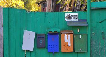 Apglezno un nobildē arī tu savu pastkastīti!