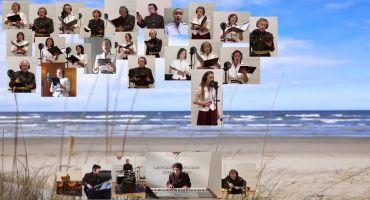 Zemessardzes orķestra un kora dāvana Latvijas Brīvības svētkos