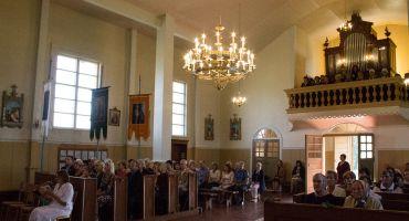 Sv. Mise un Stiglavas draudzes kora dziedājumi