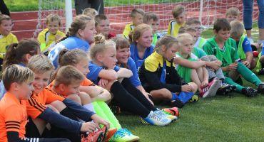 Minifutbola turnīrs bērniem U – 9 grupām (6x6)