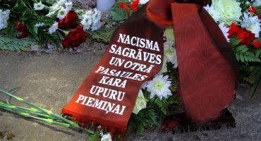 8. maijs — Nacisma sagrāves diena un Otrā pasaules kara upuru piemiņas diena