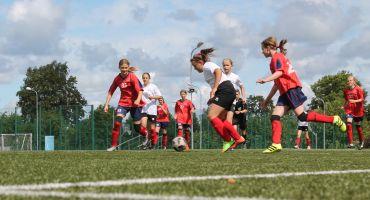 Latvijas meiteņu futbola čempionāts 2020 U-14 attīstības grupā 8x8