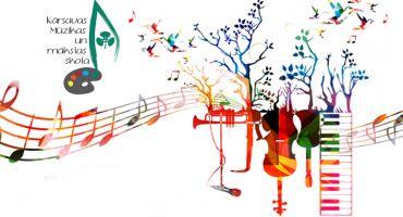 Kārsavas Mūzikas un mākslas skolā notiek uzņemšanas eksāmeni  1.klasē 2020./2021.mācību gadam