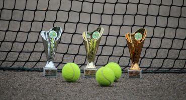 Tenisa sacensības