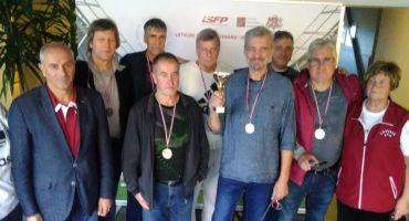 Sk Kuorsova volejbolisti veterani ūtrī Latvejā!