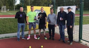 Noslēgusies Kārsavas novada Kausa izcīņa tenisā