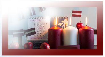 Aicinām svētku nedēļā iedegt gaismiņas logos