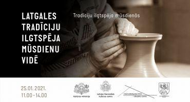 Seminārā vēstīs par Latgales tradīciju saglabāšanas un tālāknodošanas izaicinājumiem