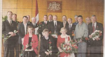 Atcerēsimies un godināsim 1991. gada janvāra barikāžu dalībniekus!