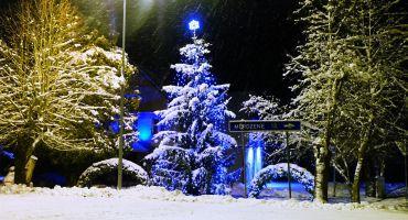 Ziema Kārsavas novadā