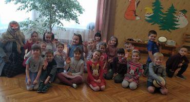 """Meteņdiena Malnavas pagasta pirmsskolas izglītības iestādē ,,Sienāzītis"""""""