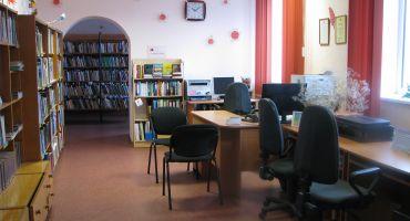Mežvidu pagasta bibliotēkai- 70