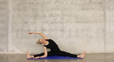 Online aerobikas nodarbība