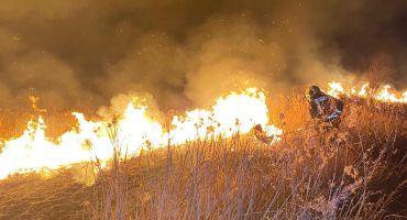 Šogad Latgalē dzēsti jau 230 kūlas ugunsgrēki
