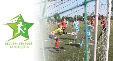 Latvijas meiteņu futbola čempionāts 2021 U-14 Attīstības grupa (8×8)